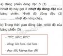 Bài C4 trang 78 SGK Vật lí 6