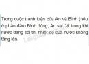 Bài C5 trang 87 SGK Vật lí 6