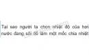 Bài C7 trang 88 sgk vật lí 6