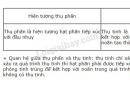 Bài 1 trang 104 SGK Sinh học 6