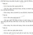 Bài 1 trang 67 SGK Sinh 6