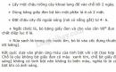 Bài 1 trang 70 SGK Sinh học 6