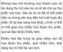 Bài 3 trang 98 SGK Sinh học 6