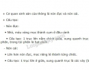 Bài 1 trang 134 SGK Sinh học 6
