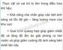 Bài 2 trang 148 SGK Sinh học 6