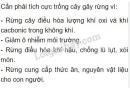 Bài 4 trang 148 SGK Sinh học 6
