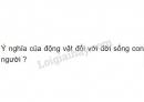 Bài 3 trang 12 SGK Sinh học 7