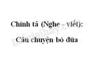 Chính tả (Nghe - viết): Câu chuyện bó đũa trang 114 SGK Tiếng Việt 2 tập 1