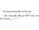 Bài 2 trang 38 SGK Sinh học 7
