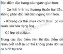 Bài 2 trang 52 SGK Sinh học 7