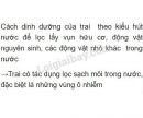 Bài 2 trang 64 SGK Sinh học 7