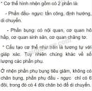 Bài 1 trang 85 SGK Sinh học 7