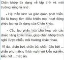 Bài 2 trang 98 SGK Sinh học 7