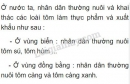 Bài 3 trang 76 SGK Sinh học 7