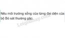 Bài 1 trang 133 sgk sinh học 7