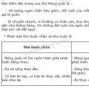Bài 1 trang 169 SGK Sinh học 7
