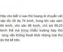 Bài 2 trang 151 SGK Sinh học 7