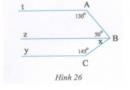 Bài tập 21 trang  129 Tài liệu dạy – học Toán 7 tập 1