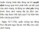 Bài 2 trang 17 sgk Lịch sử 8