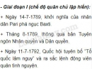 Bài 3 trang 17 sgk Lịch sử 8