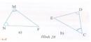 Thử tài bạn 8 trang  147 Tài liệu dạy – học Toán 7 tập 1