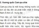 Vương quốc Cam-pu-chia - Lịch sử 7