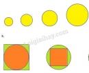 Bài 1, bài 2, bài 4 trang 8 sgk toán 1