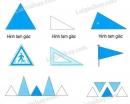 Lý thuyết hình tam giác  - Toán 1