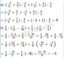 Bài 16 trang 13 sgk toán 7 tập 1