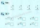 Bài 1, bài 2, bài 3, bài 4 trang 48 sgk toán