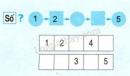 Bài 3 trang 16 sgk toán lớp 1