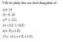 Bài 2 trang 19 Tài liệu dạy – học toán 6 tập 2