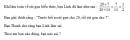 Bạn nào đúng 4 trang 17 Tài liệu dạy – học toán 6 tập 2