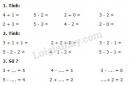 Bài 1, bài 2, bài 3, bài 4 trang 64 sgk toán