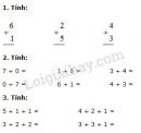 Bài 1, bài 2, bài 3, bài 4 trang 68 sgk toán