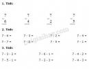 Bài 1, 2, 3, 4 trang 69 SGK Toán 1