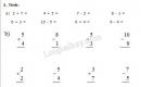 Bài 1, 2, 3 trang 86, 87 SGK Toán 1