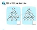 Bài 1, bài 2, bài 3 bài 4 trang 103, 104 sgk toán lớp 1
