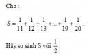 Bài 10 trang 42 Tài liệu dạy – học toán 6 tập 2