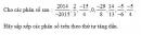 Bài 13 trang 32 Tài liệu dạy – học toán 6 tập 2