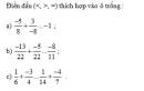 Bài 3 trang 40 Tài liệu dạy – học toán 6 tập 2
