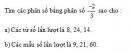 Bài 3 trang 21 Tài liệu dạy – học toán 6 tập 2