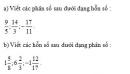 Bài 4 trang 54 Tài liệu dạy – học toán 6 tập 2