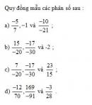 Bài 5 trang 31 Tài liệu dạy – học toán 6 tập 2