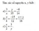 Bài 5 trang 21 Tài liệu dạy – học toán 6 tập 2