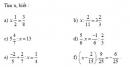 Bài 7 trang 54 Tài liệu dạy – học toán 6 tập 2