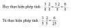 Bạn nào đúng 1 trang 45 Tài liệu dạy – học toán 6 tập 2