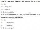 Bài 1, bài 2, bài 3, bài 4 trang 122 sgk toán