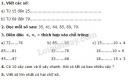 Bài 1, bài 2, bài 3, bài 4, bài 5  trang 147