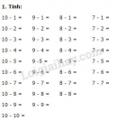 Bài 1, 2, 3, 4 trang 173 SGK Toán 1